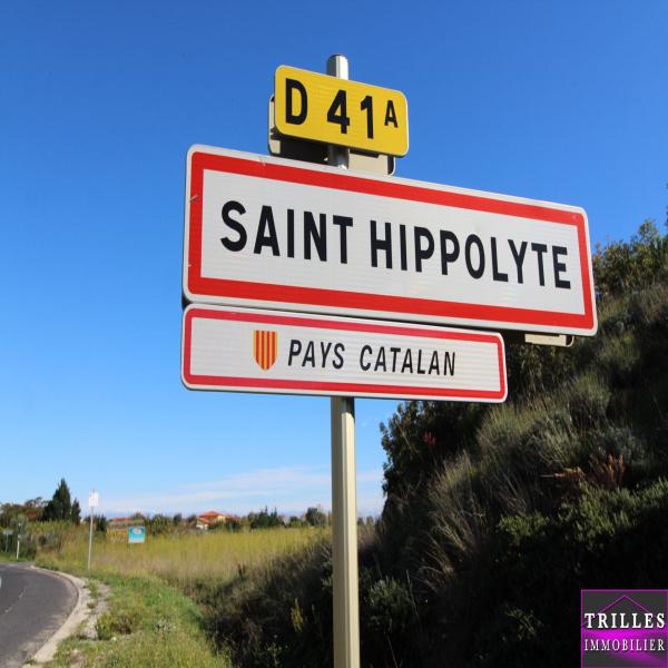 Offres de vente Terrain Saint-Hippolyte 66510