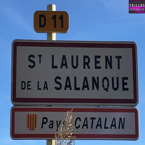Offres de vente Terrain Saint-Laurent-de-la-Salanque 66250